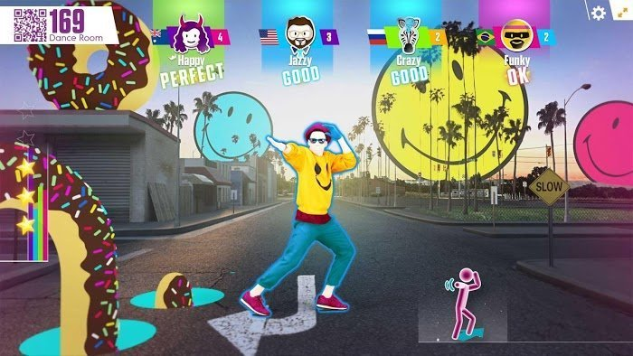 Hack game Just Dance Now MOD APK IOS Mien phi