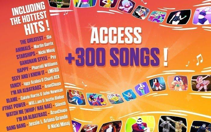 Hack game Just Dance Now MOD APK IOS Viet hoa