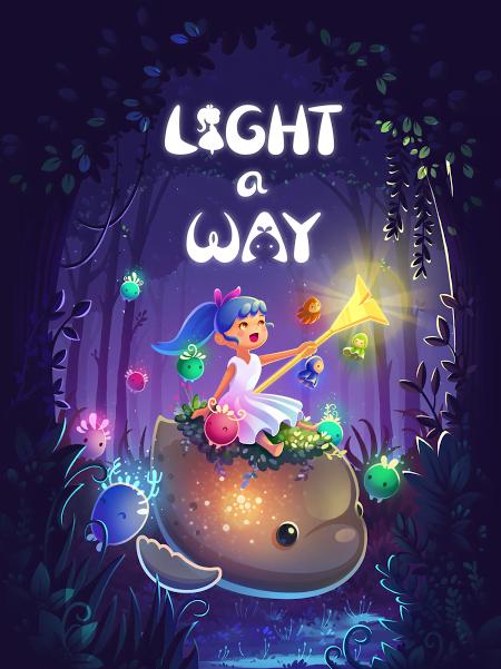 Hack game Light a Way MOD Kim cuongStones Tieng viet