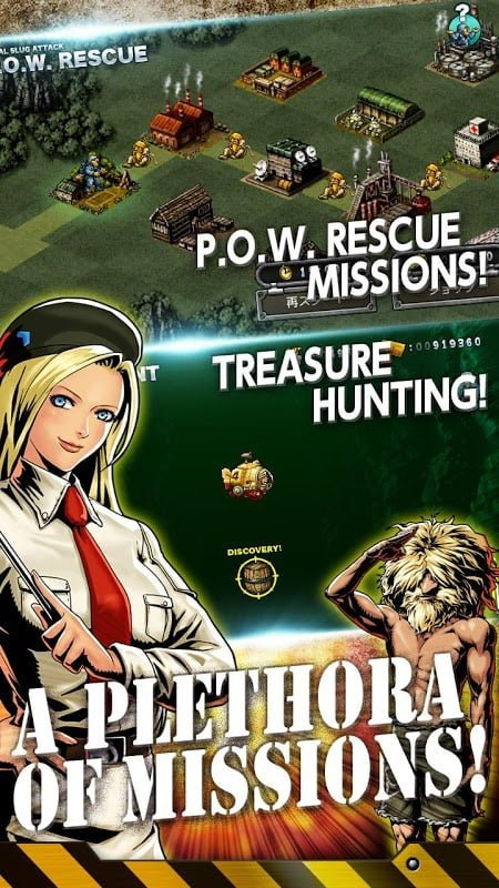 Hack game METAL SLUG ATTACK MOD Vo han AP Tieng