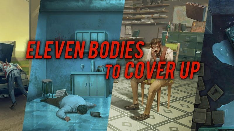 Hack game Nobodies Murder Cleaner MOD Mo khoa All Missions