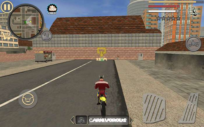 Hack game Rope Hero Vice Town MOD TienPointsVIP Viet hoa