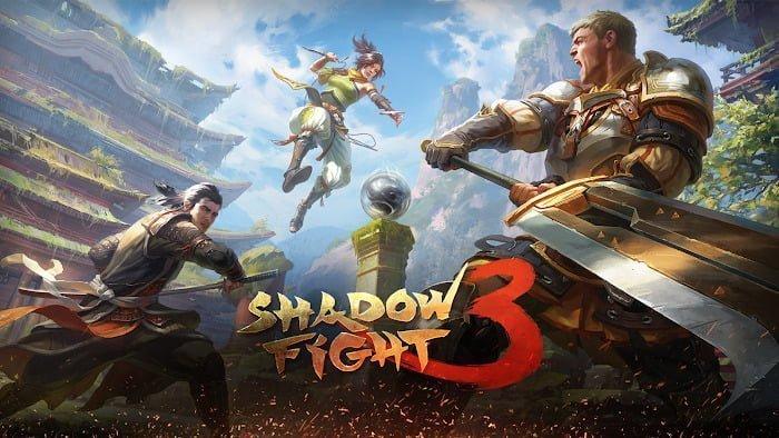 Hack game Shadow Fight 3 MOD WeakFrozen Enemy Tieng viet