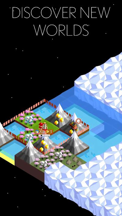 Hack game The Battle of Polytopia MOD Mo khoa Moi