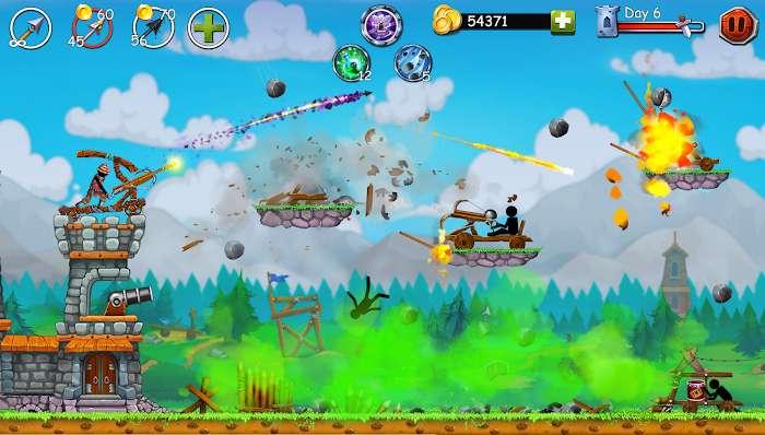 Hack game The Catapult 2 MOD Free Mua sam Viet