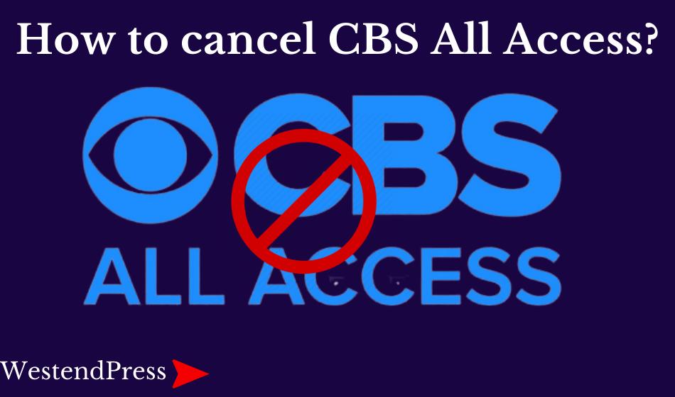 Lam the nao de huy CBS All Access
