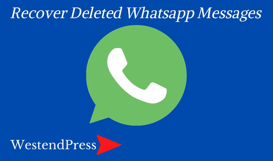 Khôi phục tin nhắn WhatsApp đã xóa