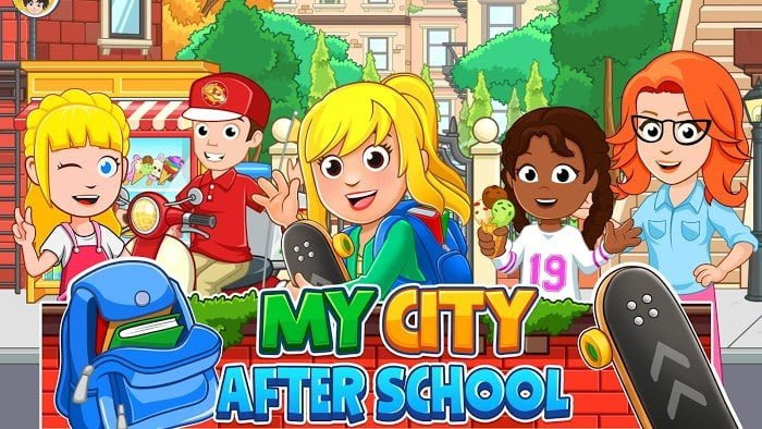 Tai game After School v250 APK Full Download for Android