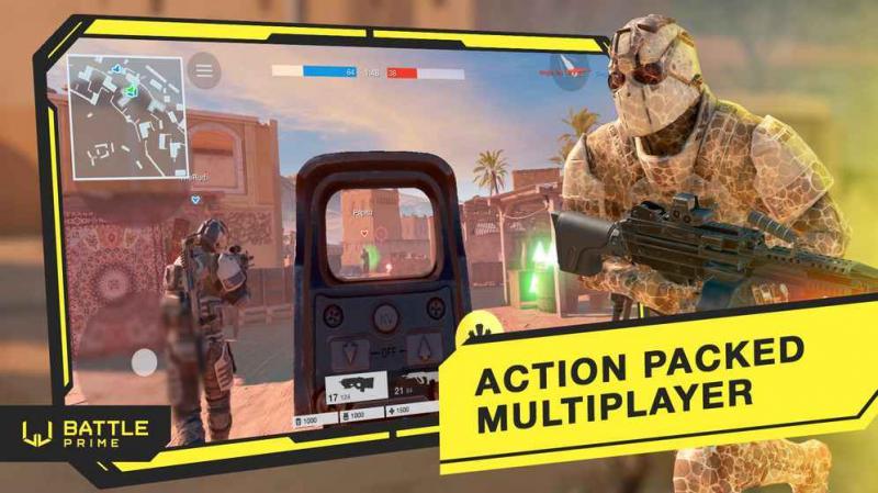 Tai game Battle Prime Viet hoa