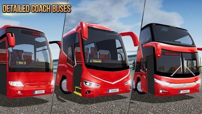 Tai game Bus Simulator Ultimate MOD APK IOS Viet hoa