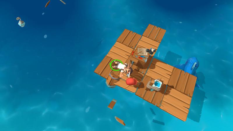 Tai game Epic Raft MOD APK IOSBat tu Tieng viet