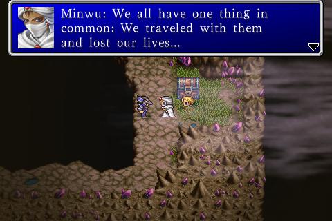 Tai game Final Fantasy II Crack