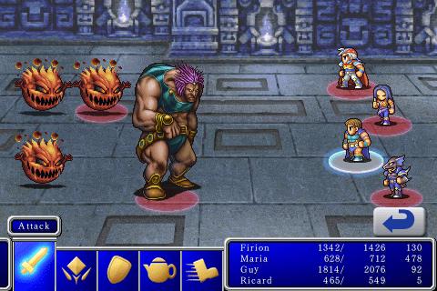 Tai game Final Fantasy II Tieng viet