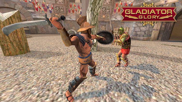 Tai game Gladiator Glory MOD TienStupid Bots Tieng viet