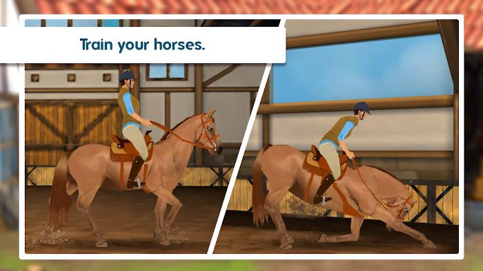 Tai game Horse Hotel MOD APK IOS Viet hoa