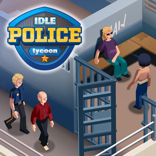 Tải game Idle Police Tycoon (MOD, APK IOS) Mới nhất