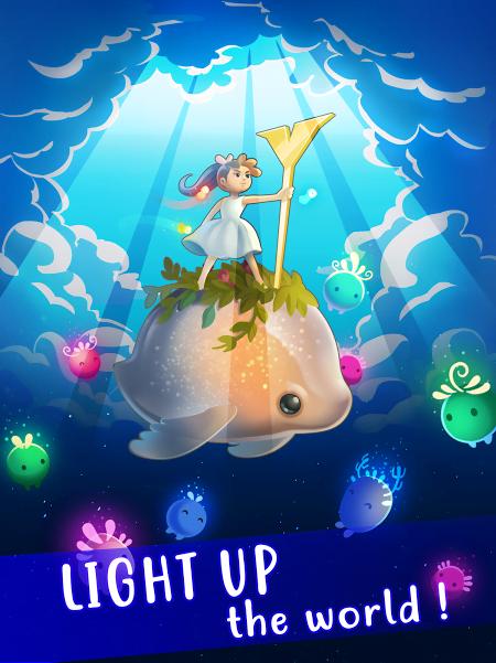 Tai game Light a Way MOD Kim cuongStones Tieng viet