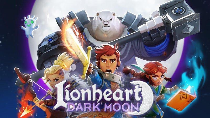 Tai game Lionheart Dark Moon MOD No Skill CD Mien