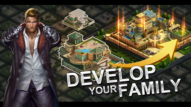 Tai game Mafia City v15117 APK MOD Full Download