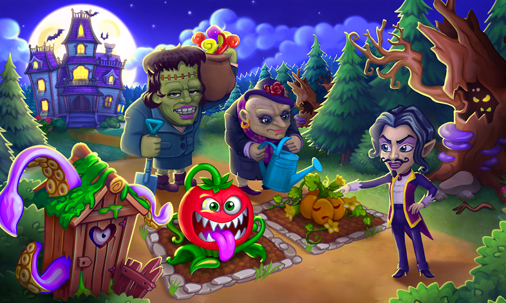 Tai game Monster Farm MOD Free Mua sam Moi nhat