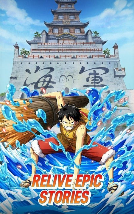 Tai game ONE PIECE TREASURE CRUISE MOD God Mode1 Hit