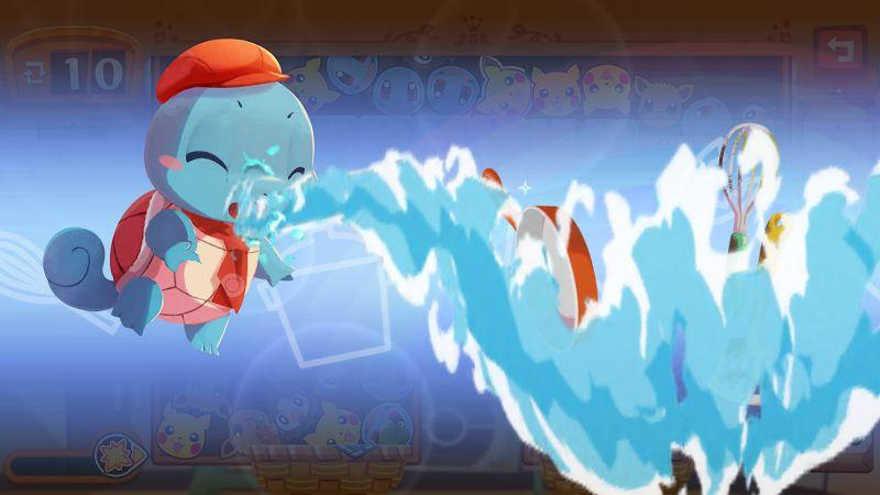 Tai game Pokemon Cafe Mix MOD Ios Apk Viet hoa