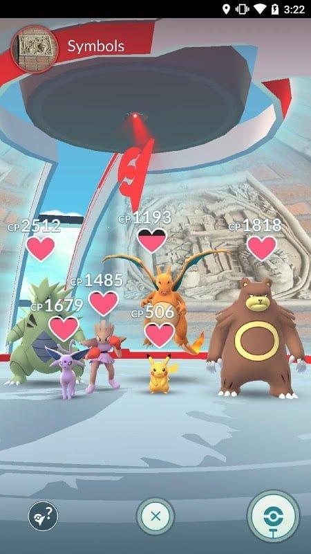 Hack Pokémon GO (MOD, Fake GPS/Hack Radar) Mới nhất
