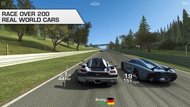 Tai game Real Racing 3 MOD CurrencyItems Crack