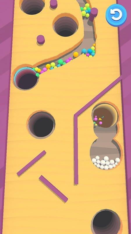 Tai game Sand Balls MOD APK IOS Tieng viet