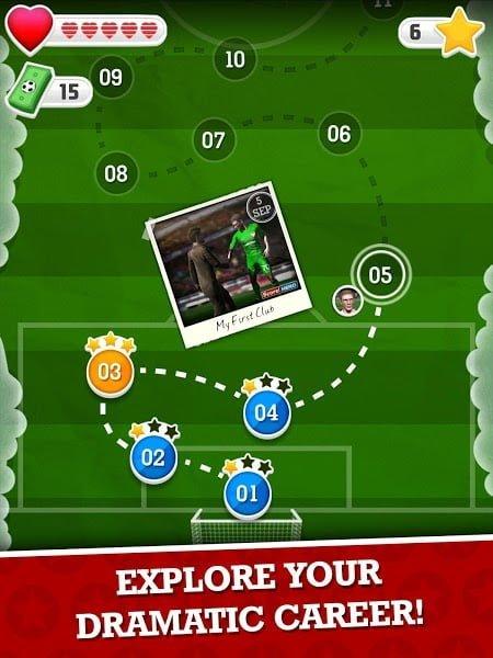 Tai game Score Hero MOD APK IOS Mien phi
