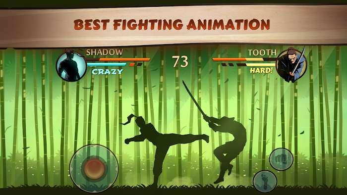 Tai game Shadow Fight 2 MOD Tien xuKim cuongs Moi