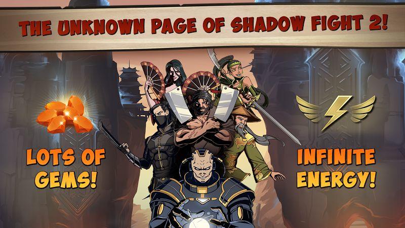 Tai game Shadow Fight 2 Special Edition MOD APK IOS