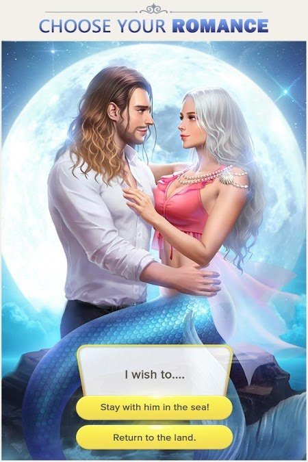 Tai game Stories Love and Choices MOD Premium Choices Moi