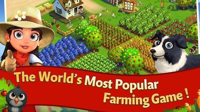 Tai game Tai xuong APK FarmVille 2 MOD v1565710 Khong