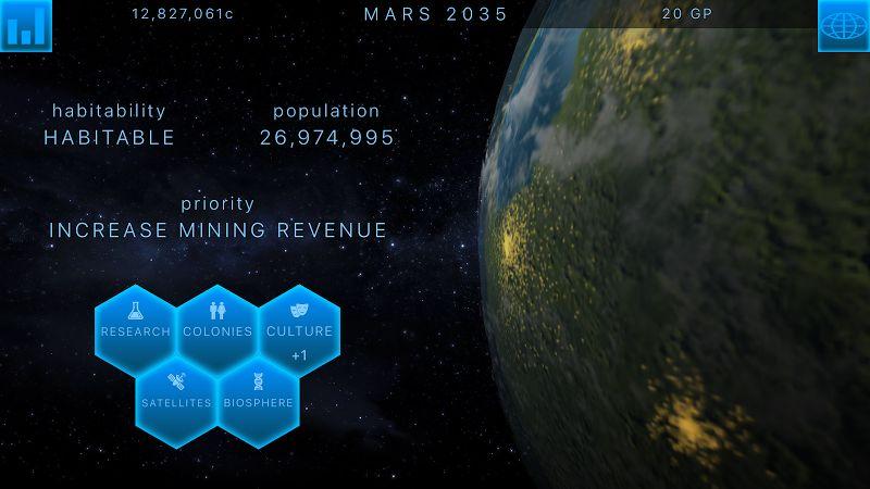 Tai game TerraGenesis – Space Settlers MOD TienMo khoa Moi