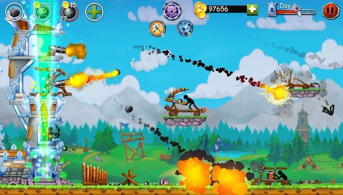 Tai game The Catapult 2 MOD Free Mua sam Moi