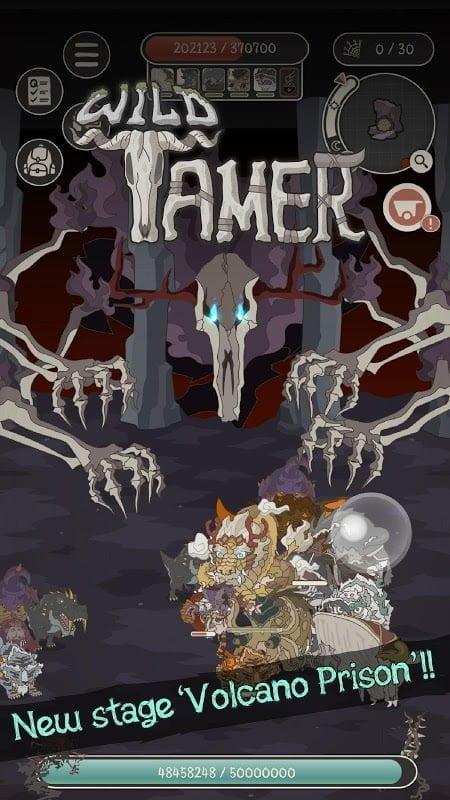 Tai game Wild Tamer MOD Free Mua samGod Mode Mien