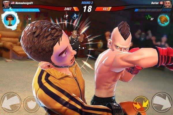 Tai hack Boxing Stars MOD DamageGod Mode Crack