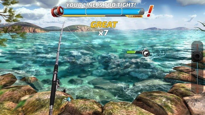 Tai hack Fishing Clash MOD Easy ComboAuto Catch Viet hoa