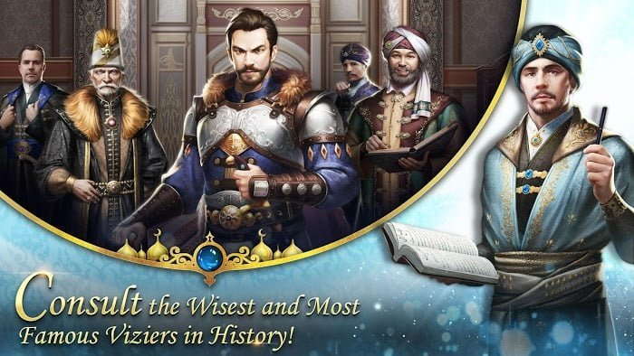 Tai hack Game of Sultans Tieng viet