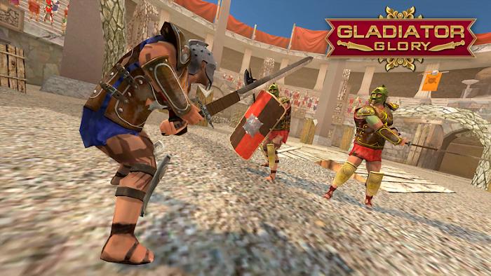 Tai hack Gladiator Glory MOD TienStupid Bots Tieng viet