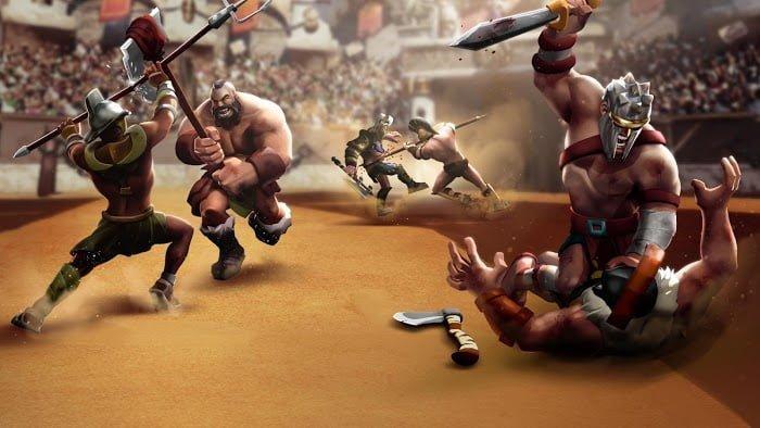 Tai hack Gladiator Heroes MOD Free Mua samSkill Points Crack