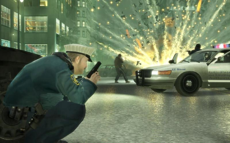 Tai hack Grand Theft Auto IV GTA 4 Mien