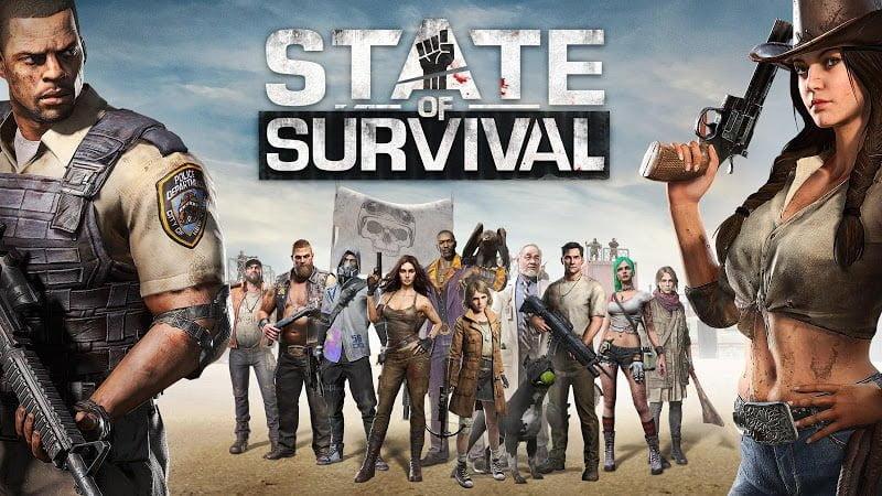 Tai hack State of Survival MOD Quick Kills
