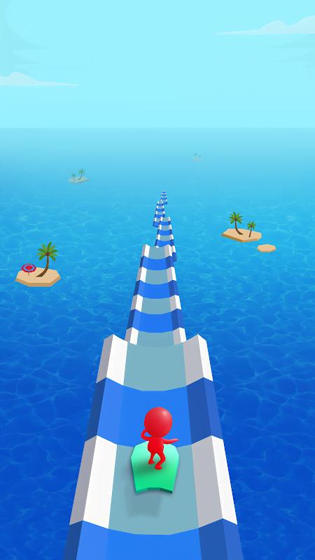 Tai hack Water Race MOD GemsMo khoa Song Tieng viet