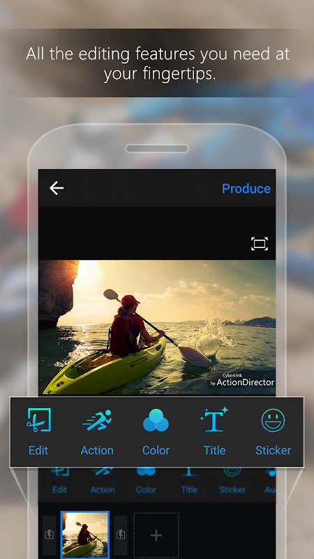 actiondirector video editor edit videos fast moddroid 1