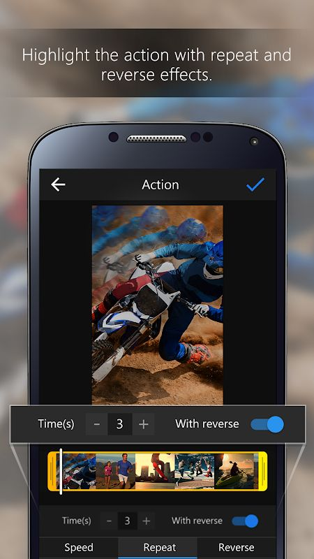 actiondirector video editor edit videos fast moddroid 3