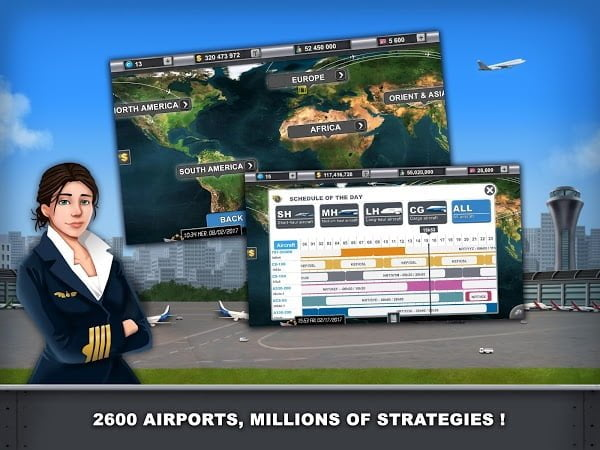 airlines manager tycoon 2018 apk