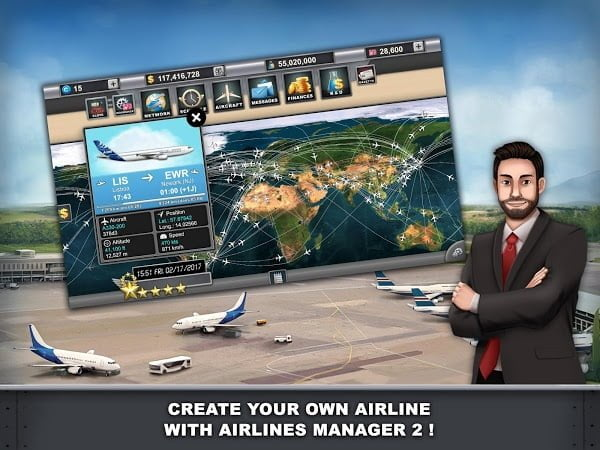 airlines manager tycoon 2018