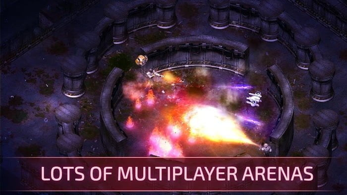 alien shooter 2 the legend mod free shopping moddroid 2